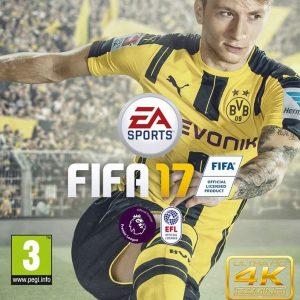 Fifa 17 4K