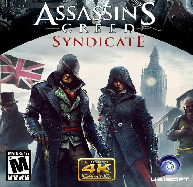 Assassin's Creed 4k